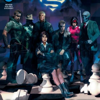 Cover image for CHECKMATE #1 CVR A ALEX MALEEV