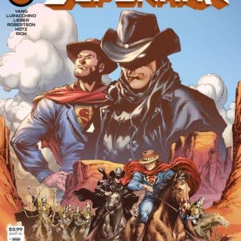 Cover image for BATMAN SUPERMAN #19 CVR A IVAN REIS