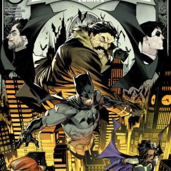 Cover image for DETECTIVE COMICS #1037 CVR A DAN MORA