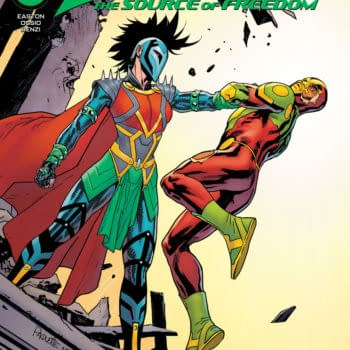 Cover image for MISTER MIRACLE THE SOURCE OF FREEDOM #2 (OF 6) CVR A YANICK PAQUETTE