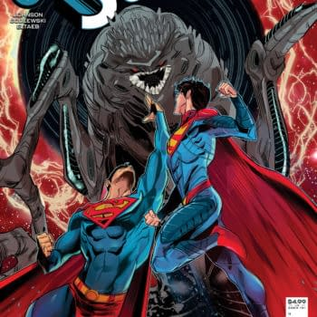 Cover image for SUPERMAN #32 CVR A JOHN TIMMS