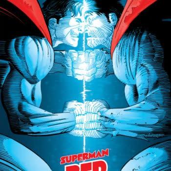 Cover image for SUPERMAN RED & BLUE #4 (OF 6) CVR A JOHN ROMITA JR & KLAUS JANSON
