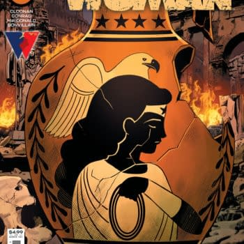 Cover image for WONDER WOMAN #774 CVR A TRAVIS MOORE