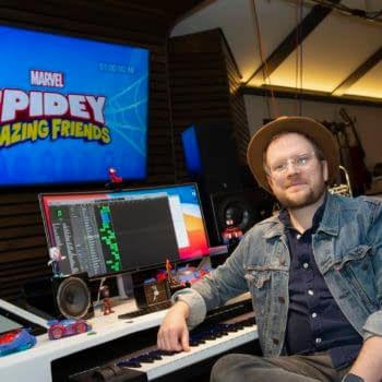 Marvel & Fall Out Boy's Patrick Stump Collab On 'Spidey' Series Music