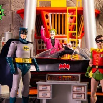 McFarlane Toys Reveals Batman 1966 DC Multiverse Figures