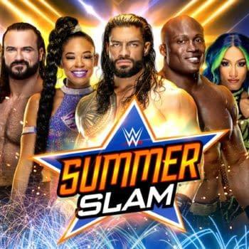 WWE SummerSlam is headed to Vegas in August