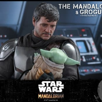 The Mandalorian and Grogu Receive New Figure Set From Hot Toys