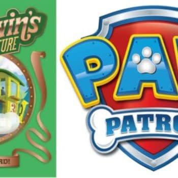 Dynamite Creates Curiosity Books Kids Line For Paw Patrol