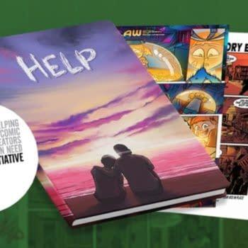Help – A Comic Book Kickstarter To Benefit The Hero Initiative