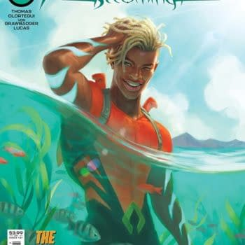Jackson Hyde To Be The New Aquaman, And More From 5G