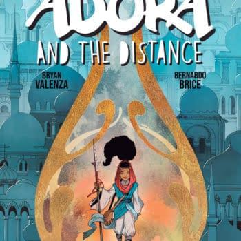 Marc Bernardin & Ariela Kristantina Create Adora And The Distance OGN