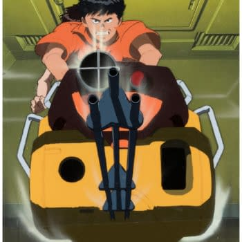 Akira Kaneda And Kei Production Cel Now On Auction At Heritage