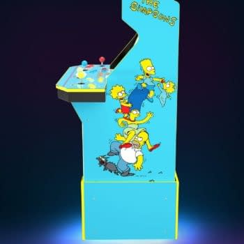 Arcade1Up Announces Konami's The Simpsons Game Is Up Next
