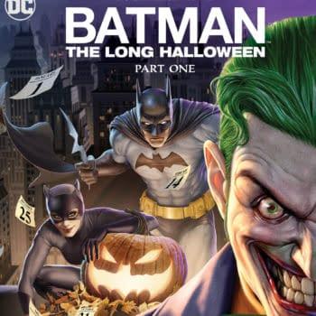 Batman: The Long Halloween's Julie Nathanson on Gilda Dent & Secrets