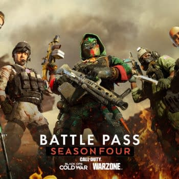 Call Of Duty Season Four Battle Pass Launches June 17th