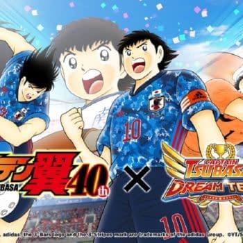 Captain Tsubasa Dream Team Celebrates Franchise's 40th Anniversary