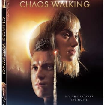 Giveaway: Win A Free Copy Of Chaos Walking On Blu-Ray
