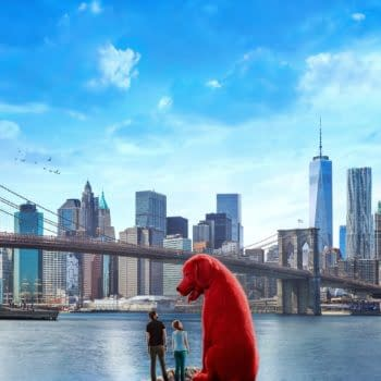 Clifford Full Trailer Debuts, The Big Red Dog Opens On November 5th