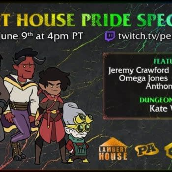 Dungeons & Dragons Announces Lambert House Pride Special