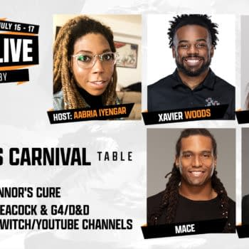 D&D Live 2021 Will Have WWE Superstars Playing The Chaos Carnival