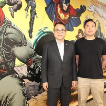 Dark Horse Comics Announces New Games & Digital Division