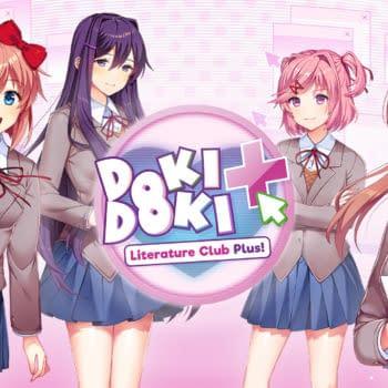 Doki Doki Literature Club Plus Will Launch This Month