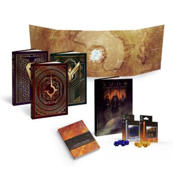 Modiphius Entertainment Releases Dune: Adventures In The Imperium