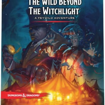 Dungeons & Dragons Reveals The Wild Beyond The Witchlight