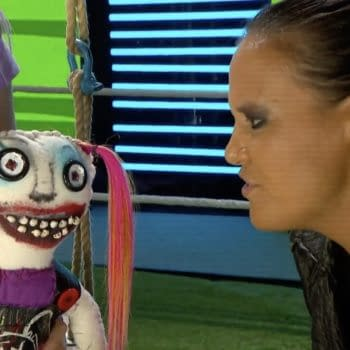 WWE RawEven talking to a cursed doll would be a better use of your time than watching WWE Raw