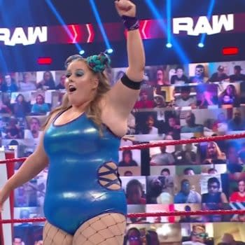 WWE RawPiper Niven made her debut on WWE Raw this week, but we're supposed to pretend not to remember anything about NXT UK. Can we do the same with everything in WWE post 2001?