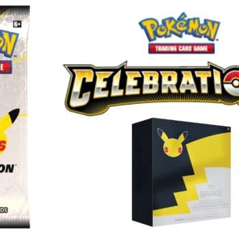 "Pokémon TCG Reveals ""Celebrations"" As Their 25th Anniversary Set"