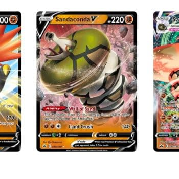 The Cards of Pokémon TCG: Chilling Reign Part 4