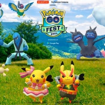 Pokémon GO Event Review: Gible Community Day