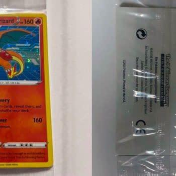 Pokémon TCG: Chilling Reign Build & Battle Boxes Hit Shelves