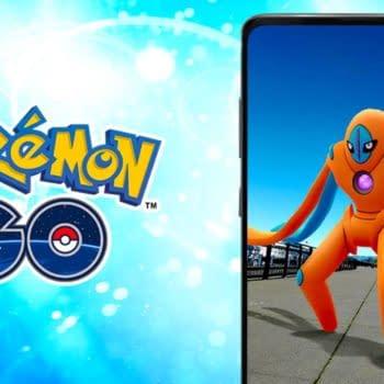 Defense Deoxys & Mewtwo Are Pokémon GO's July 2021 Legendaries