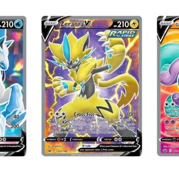 The Cards of Pokémon TCG: Chilling Reign Part 9