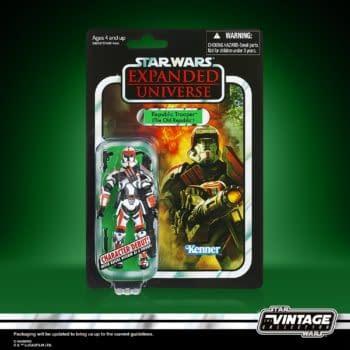Star Wars Fan Vote Republic Trooper Figure Deploys With Hasbro