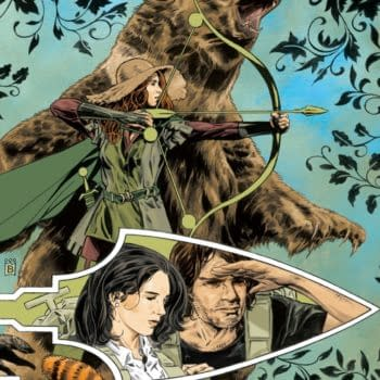 Bill Willingham Fables Returns With #151 - But First, Batman vs. Bigby