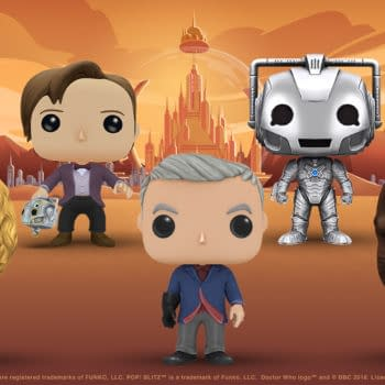 Doctor Who Returns To Funko Pop! Blitz For A Short Time