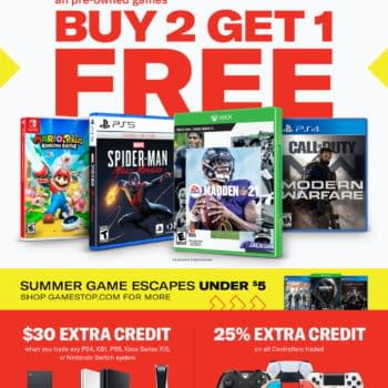 GameStop's Independence Day Sales Event Begins Today