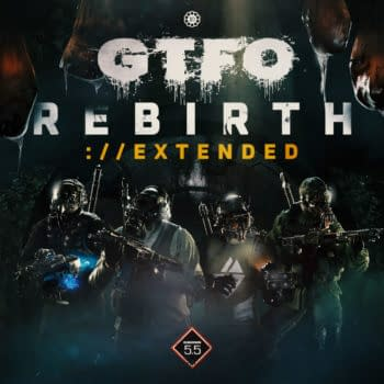 GTFO's Rebirth://EXTENDED Update Today As New Version Is teased