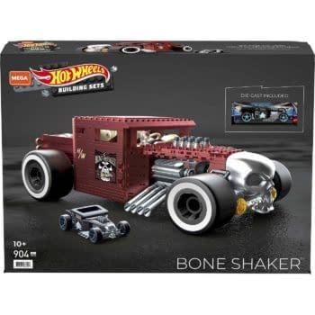 Mega Construx Gets Fancy With New Hot Wheels Bone Shaker Set