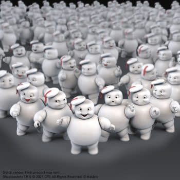Build Your Own Ghostbusters Stay Puff Marshmallow Army With Hasbro