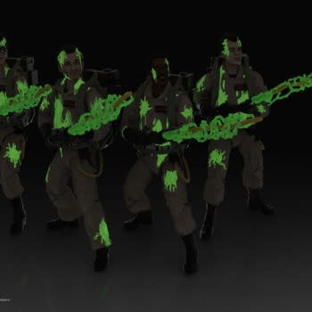 Hasbro Releases New Slimed Glow Figures For Ghostbusters Day