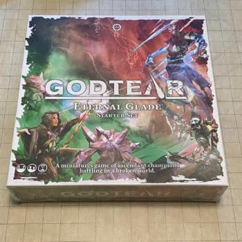 Review: Godtear: Eternal Glade Starter Set, By Steamforged Games