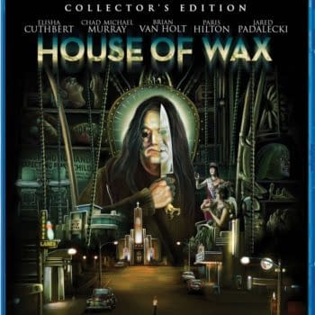 House of Wax Special Edition Blu-ray Coming From Scream Factory