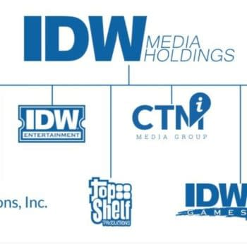 IDW's New Exec Chairman William Rapfogel Served Time For Embezzelment