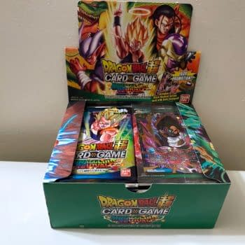Opening a Dragon Ball Super: Miraculous Revival Booster Box