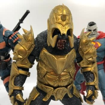 Gorilla Grodd Stands His Ground His New McFarlane Toys Figure