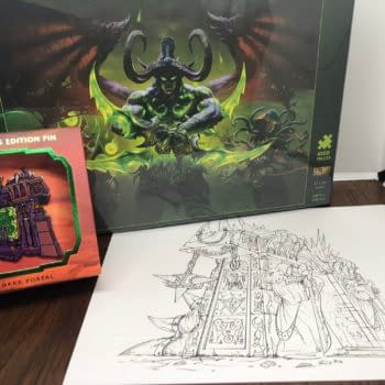 """Take A Look At Some of Blizzard's New """"From The Vault"""" Collectibles"""